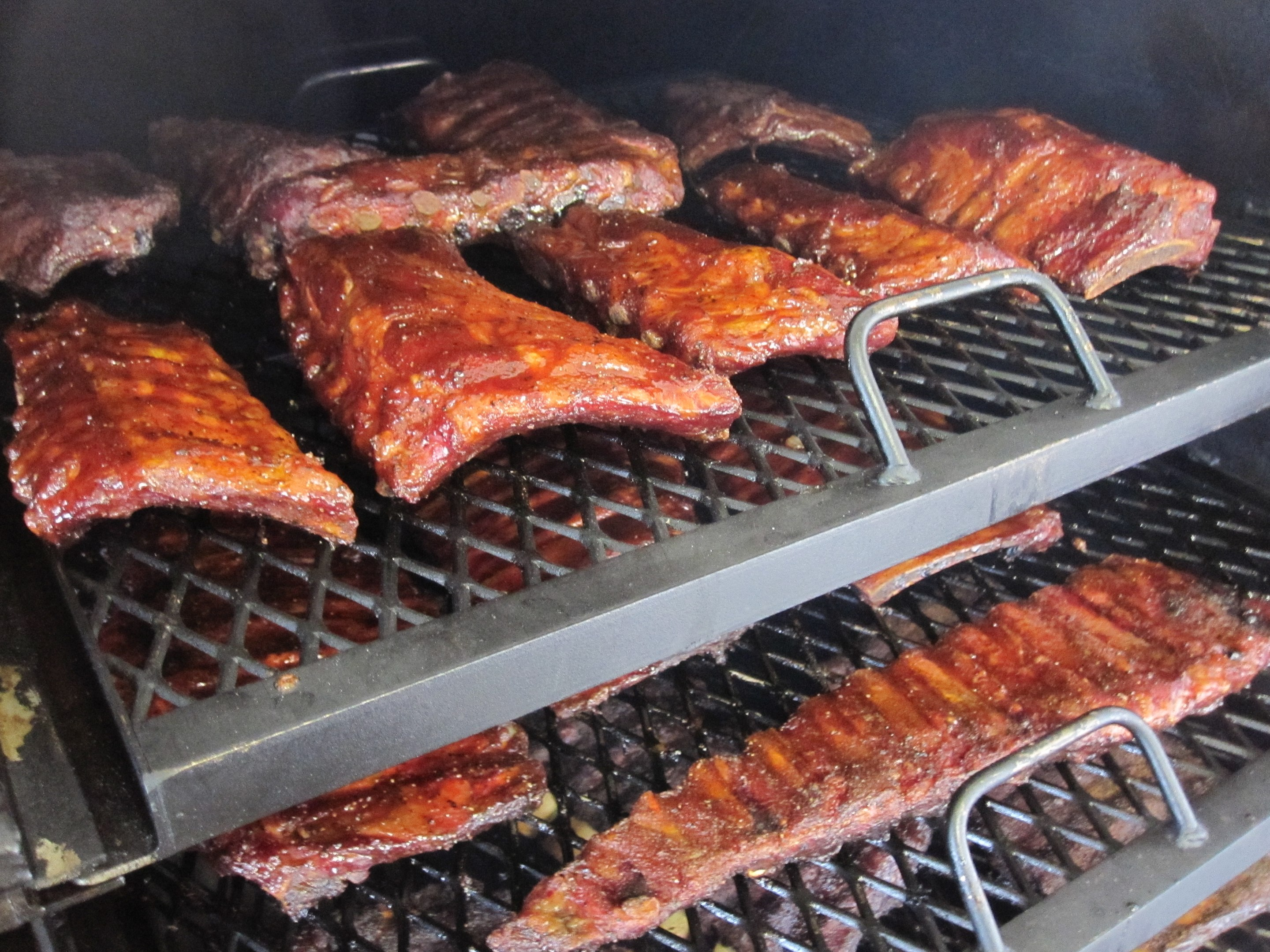 Meat selection texas barbecue for Side dishes for bbq ribs and chicken