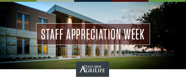 Staff Appreciation Week graphic